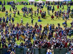 Pennsic - The biggest and best fight every year :).