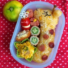 Bento Box Lunch, Japanese Food, Baked Potato, Food And Drink, Mexican, Stuffed Peppers, Breakfast, Ethnic Recipes, Bento Ideas