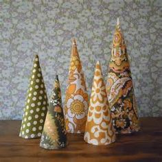 diy vintage christmas decorations - Yahoo Image Search Results