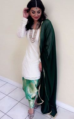 Image result for should wear with plain white kurta