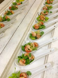 Crayfish Cocktail Canapes Seasonal Local Delicious Perfect
