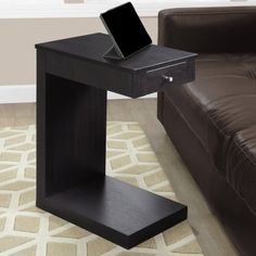 Monarch Specialties Modern 1-Drawer End Table | Hayneedle