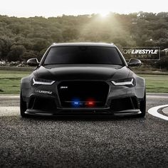 """Audi RS6 . • Design by @carlifestyle • #carlifestyle for a chance to be featured!"""