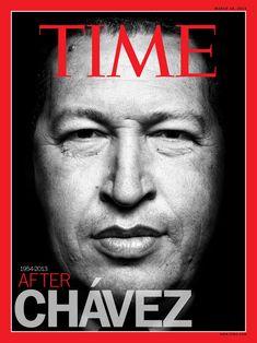 Hugo Chávez será portada de la revista Time | Clases de Periodismo