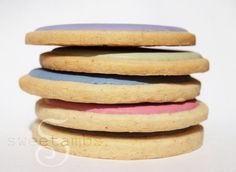 Some basic information about making and packaging decorated cookies (SweetAmbs).