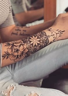 tattoo designs tattoo ideas tattoos for women small tattoo ideas unique small tattoos small tattoos with meaning Girl Arm Tattoos, Arm Sleeve Tattoos, Dope Tattoos, Girly Tattoos, Sleeve Tattoos For Women, Forearm Tattoos, Unique Tattoos, Body Art Tattoos, Hand Tattoos