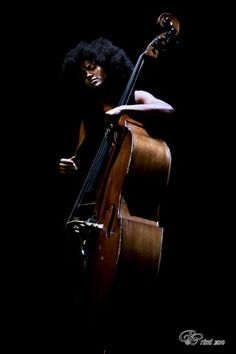theworldofbrian: Esperanza Spalding photo by Ricardo Crimi