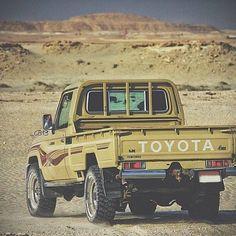 Classic Car News Pics And Videos From Around The World Toyota Pickup 4x4, Toyota Trucks, Jeep 4x4, Pickup Trucks, Toyota Lc, Toyota Hilux, Toyota Tacoma, Toyota Tundra, Toyota Land Cruiser