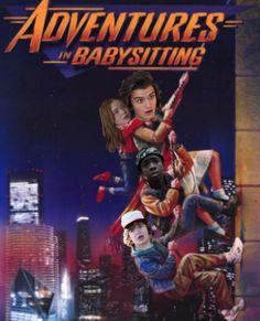 Steve the babysitter