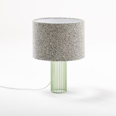Lampe MAGIC tissu galaxy gris - COLONEL