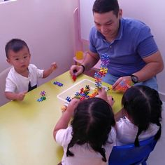 Our babies are so creative! #SheungShui #Fun2Start #Playgroup