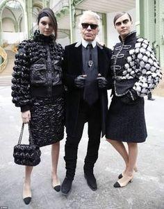 「シャネル ファッション ショー」の画像検索結果