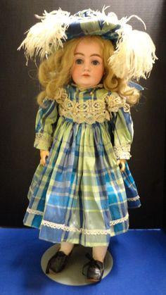 Kestner Antique German Bisque Doll