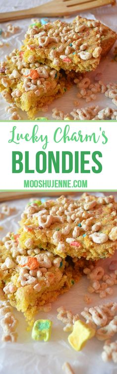 Lucky Charms Blondi