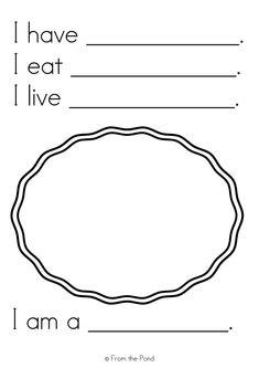 Basic Kindergarten Writing Worksheets $