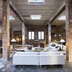 Home Interior Warehouse | 34 Best Warehouse Homes Images On Pinterest Converted Warehouse