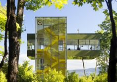 The tower house par GLUCK+ architects
