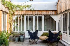 The Paris loft of architect Marika Chaument