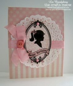 Sweet Birthday by bearpaw - Cards and Paper Crafts at Splitcoaststampers