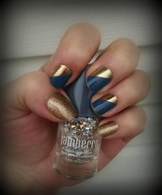 Prince Charming by Jamberry Nails. http://laurennorris.jamberrynails.net/product/prince-charming#.Order Pretty nail wraps and Professional Lacquers at: http://macey.jamberrynails.net