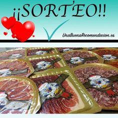 Sorteo San Valentín: Lotazo Embutidos Maestros Jamoneros