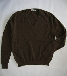 Late 1950's / early 1960's wool sweater by by afterglowvintage, $46.00