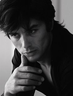 Alain Delon. Not strictly Hollywood but OMG