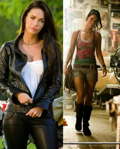 Megan Fox beauty best outfits - Page 13 of 34 - Celebrity Style and Fashion Trends Megan Fox Kiss, Megan Fox Body, Megan Fox Style, Megan Denise Fox, Womens Fashion For Work, Look Fashion, Woman Fashion, Fashion Styles, Fashion Clothes