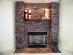 stone veneeer fireplace | Eldorado | Stone Veneer | Architectural Stone | Manufactured Stone
