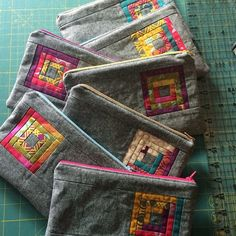 Zipper Pouch Tutorial - My Favorite Pouch to Make