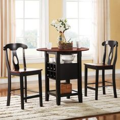 Clifton Elegance 3 pc Bistro Set