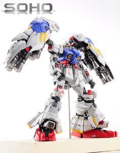GUNDAM GUY: G-System 1/60 GP02A Gundam Physalis - Painted Build