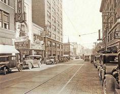 St. Louis Street 1927