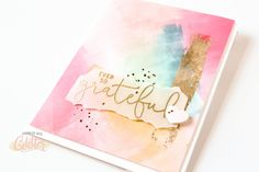 Unique Cards, Creative Cards, Concord And 9th, Abstract Backgrounds, Sprinkles, Card Making, Paper Crafts, Glitter, Create