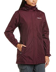 The regatta ladies blanche ii jacket is a waterproof insulated jacket for warmth and rain protection in cold and damp weather conditions. Unique stitch detailin...