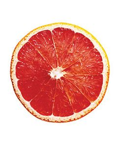 ESSENTIAL FLAT BELLY FOOD: Grapefruit. In a recent study, Louisiana State University scientists discovered that people who ate half a grapefruit three times a day lost 4 pounds in 12 weeks, even though they hadn't deliberately altered any other part of their diets. Although the mechanism isn't clear, the researchers speculate that grapefruit's acidity may slow your rate of digestion, helping keep you full longer.