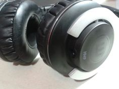 Mis audifonos para el telefono Over Ear Headphones, Style