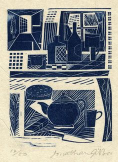 Jonathan Gibbs - Kitchen Still Life by St. Jude's, via Flickr