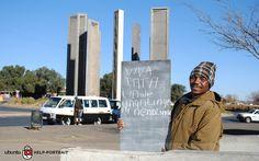 94toGram | Themba Ngwenya by Sipho Mbatha by Ubuntu Help-Portrait, via Flickr