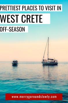 prettiest places in greece | best greek islands | crete itinerary | elafonisi | balos crete | greek holiday | vacation in greece | vacation in crete | off season crete | where to go in spring in europe | islands in europe | #greece #crete