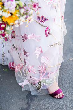 Temperly Bridal Wedding Dress, Purple velvet shoes, Dalduff Farm Wedding Velvet Shoes, Purple Velvet, Bridal Wedding Dresses, Farm Wedding, Buick, Ruffle Blouse, Photography, Women, Fashion