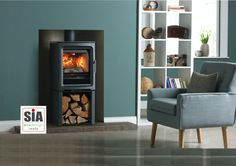 Britain`s Heritage PUREVISION PV5 ON MIDI LOG STORE ECODESIGN READY