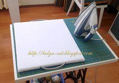 Домик вышивающей кошки: штучки для рукоделия