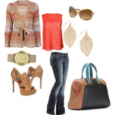 """""""Indian Summer"""" by caraq301 on Polyvore"""