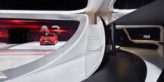 Audi exclusive Lounge - Autosalon Genf 2012 | Schmidhuber