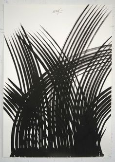 "workman: ""lafilleblanc: Heinz Mack Untitled, 2010 "" ink on paper "" "" Op Art, Heinz, Drawings, Monochrome, Abstract Images, Illustration Art, Art, Pictures, Abstract"