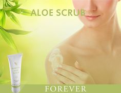 Forever Aloe Scrub www.myaloevera.dk/vhs