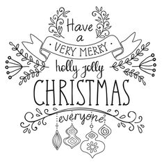 Merry Christmas Wallpaper, Merry Christmas Quotes, Christmas Chalkboard, Merry Christmas Greetings, Very Merry Christmas, Christmas Signs, Christmas Art, Merry Christmas Drawing, Christmas Gift Certificate Template