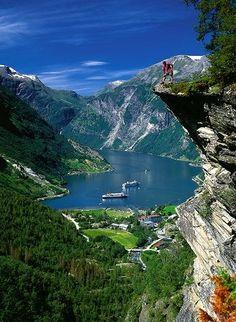 Geiranger- Beautiful Norway
