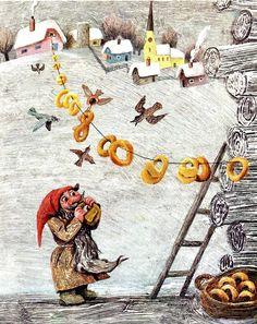 "Борис Диодоров «Чубо из села Туртурика» | ""Картинки и разговоры"""